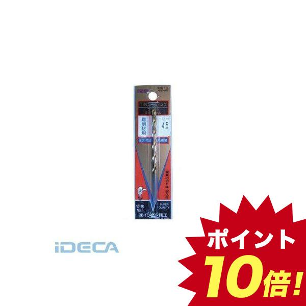 DL49926 TINコバルト正宗ドリル 5.0mm 【10個入】