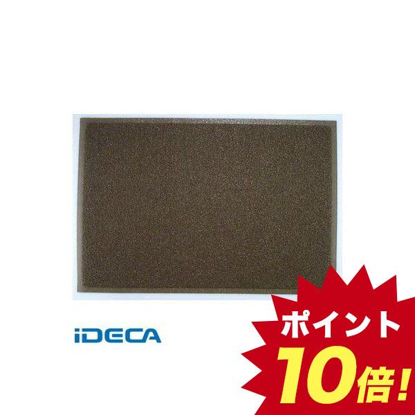 DM71659 3M スタンダードクッション 裏地つき 900×1200 茶