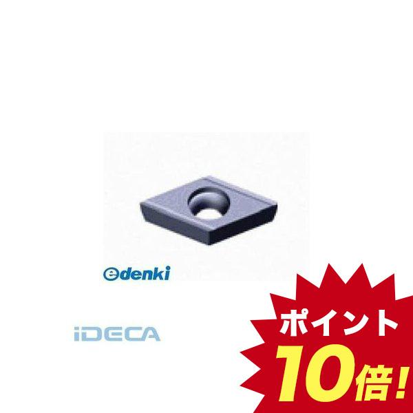 DN28616 旋削用G級ポジTACチップ COAT 【10入】 【10個入】