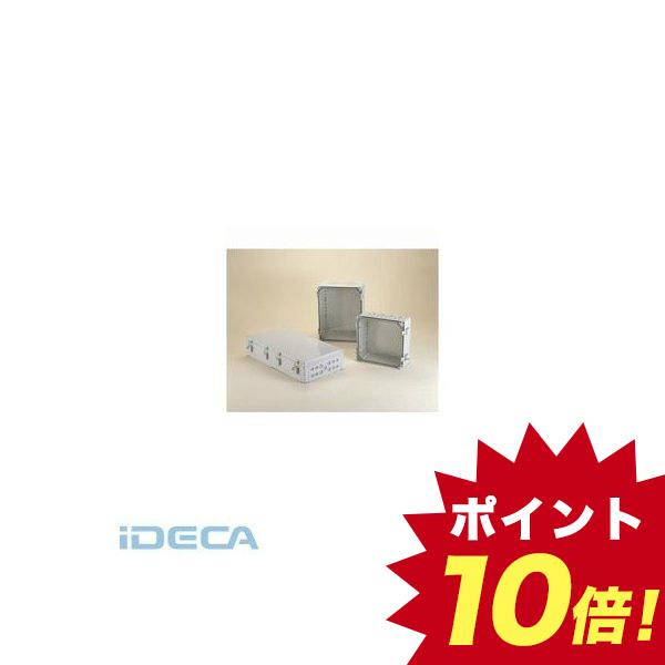 DP53820 直送 代引不可・他メーカー同梱不可 WPCM型防水・防塵ポリカーボネート開閉式ボックス