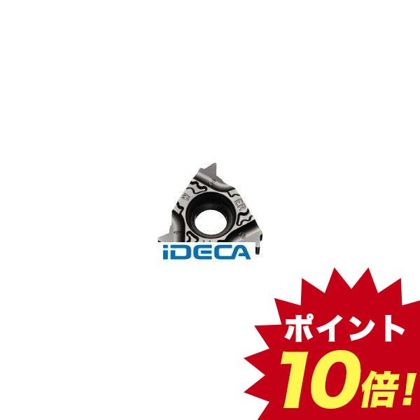 DR86375 【10個入】 ねじ切り用チップ TC60M サーメット