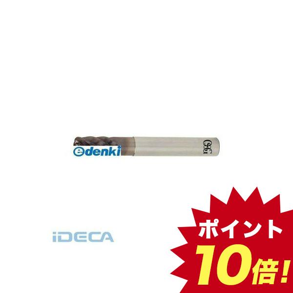DR97648 FXコート 5刃 チタン合金加工用不等リードエンドミル UVX‐TI‐