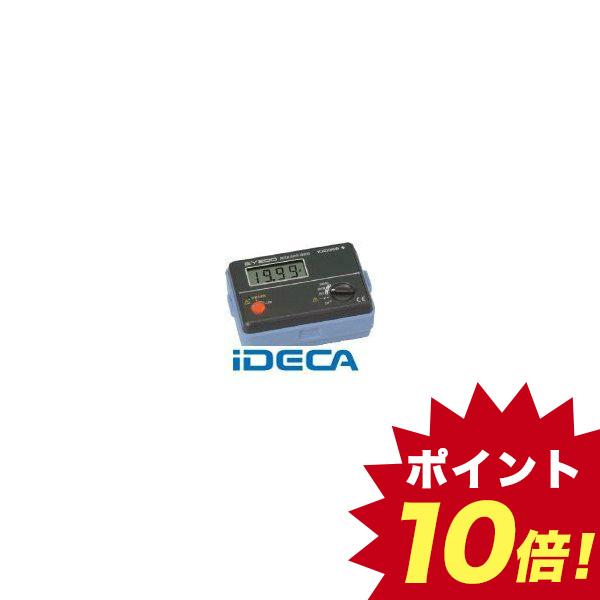 DS25874 ディジタル接地抵抗計