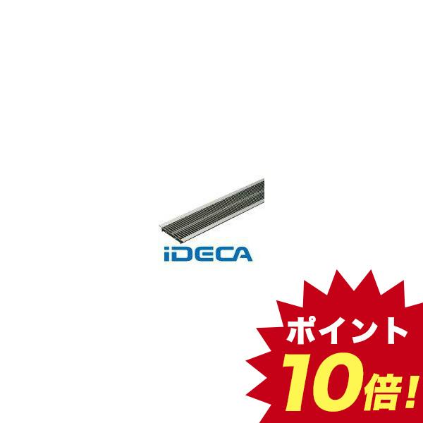 【個数:1個】DT50690 直送 代引不可・他メーカー同梱不可 ステンレス製U字溝用グレーチング 溝幅150mm用