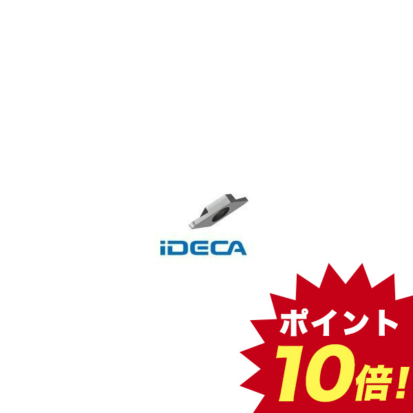 DV93094 【10個入】 突切り用チップ PR1025 PVDコーティング