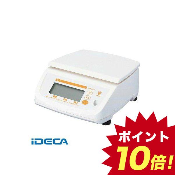 DW04889 テラオカ 防水型デジタルはかり テンポ DS-500 20