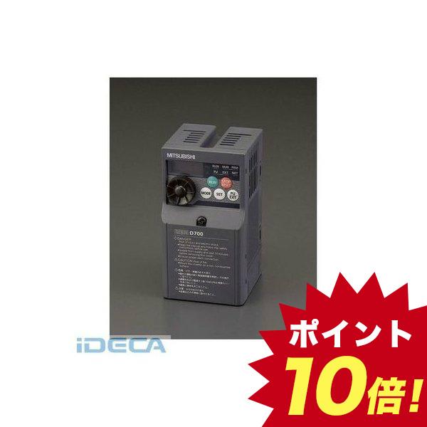【個人宅配送不可】DW57503 直送 代引不可・他メーカー同梱不可 200V/0.4kw インバーター【単相モーター制御用】【キャンセル不可】