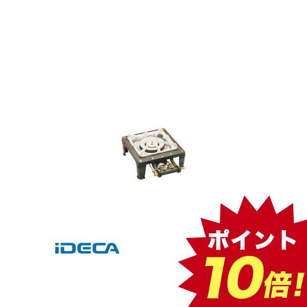 EL16080 テーブルコンロ MD-701 1連・マッチ点火 LPガス