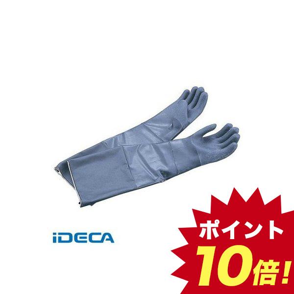 EL26533 耐熱手袋 サーマプレン ロング 19-026 LL