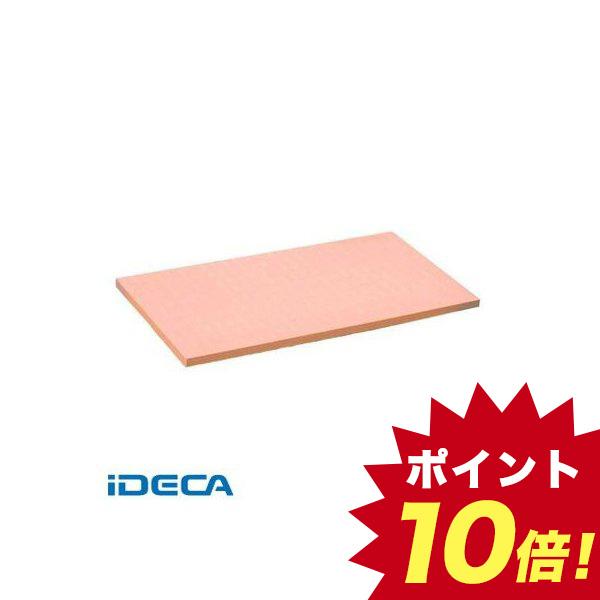 EM03496 アサヒ カラーまな板 合成ゴム SC-103 ピンク