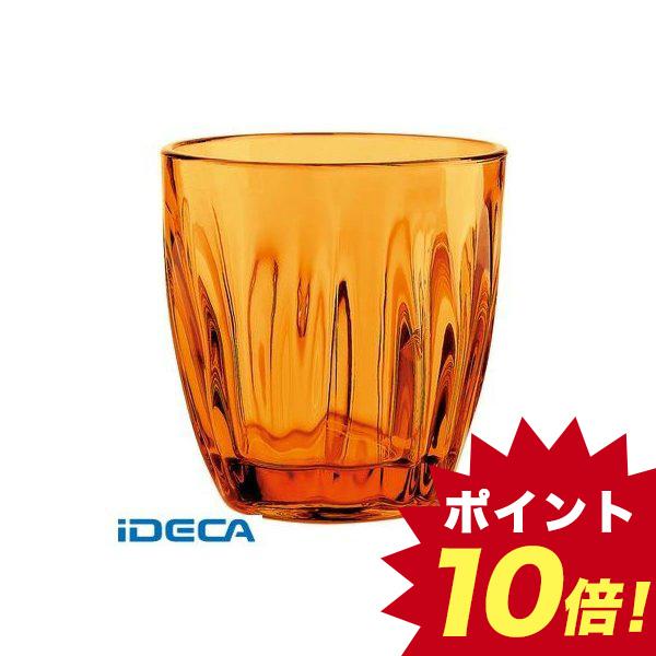 EP77391 グッチーニ グラス 2496 6ヶ入 230 オレンジ