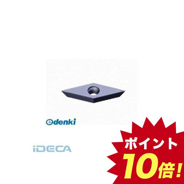 ES34669 旋削用G級ポジTACチップ COAT 【10入】 【10個入】