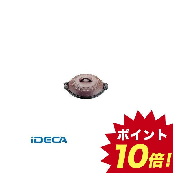 ET11566 アルミ陶板鍋素焼き茶 関脇 27 M10-543