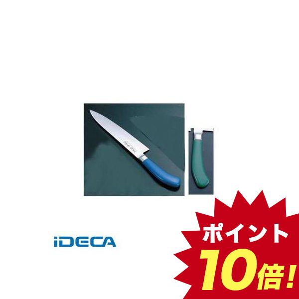 EU09713 TKG PRO 抗菌カラー 牛刀 30 グリーン