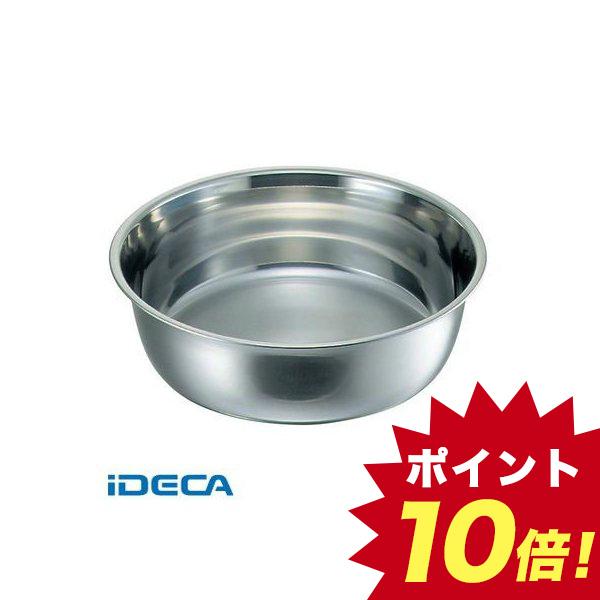 EW26300 クローバー 18-8 料理桶 洗い桶 50