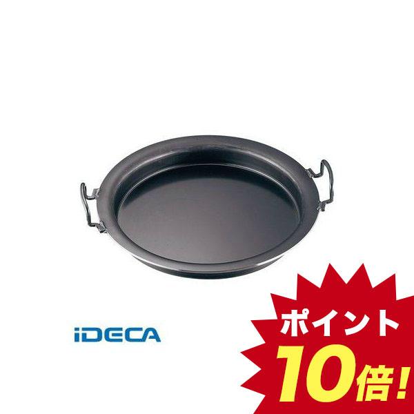 FL28836 鉄プレス餃子鍋 42cm