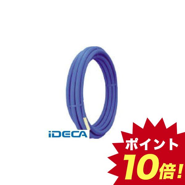 FM33184 売れ筋 保温付架橋ポリエチレン管ブルー13mm×60M ブランド品 個数:1個 送料無料