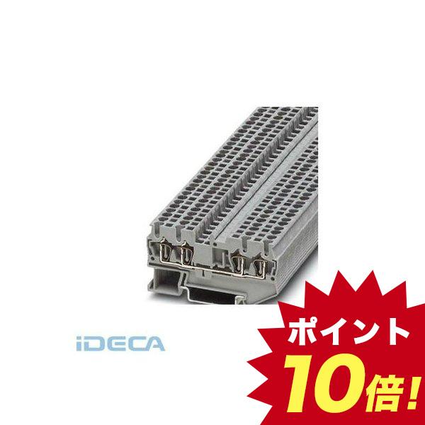 FM88598 接続式端子台 - ST 2,5-QUATTRO GN - 3037465 【50入】 【50個入】