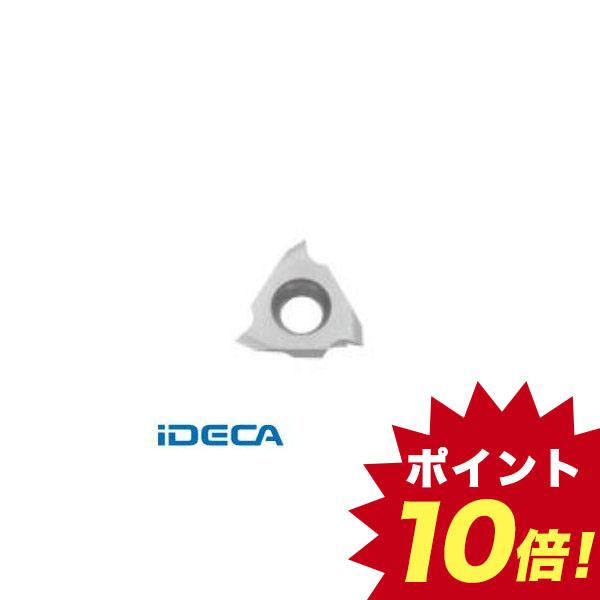 FS41799 ねじ切り用チップ KW10 超硬 10個入 【キャンセル不可】