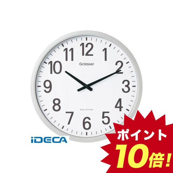 GP10191 電波掛時計 ザラ-ジ 送料無料 爆買い送料無料 1個 新作続 L2D 個数:1個
