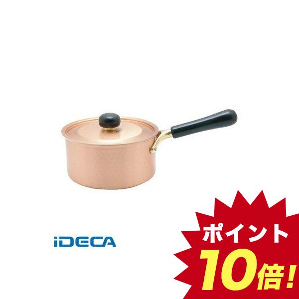 GR38765 銅IHアンティック 片手鍋 IH-101 18