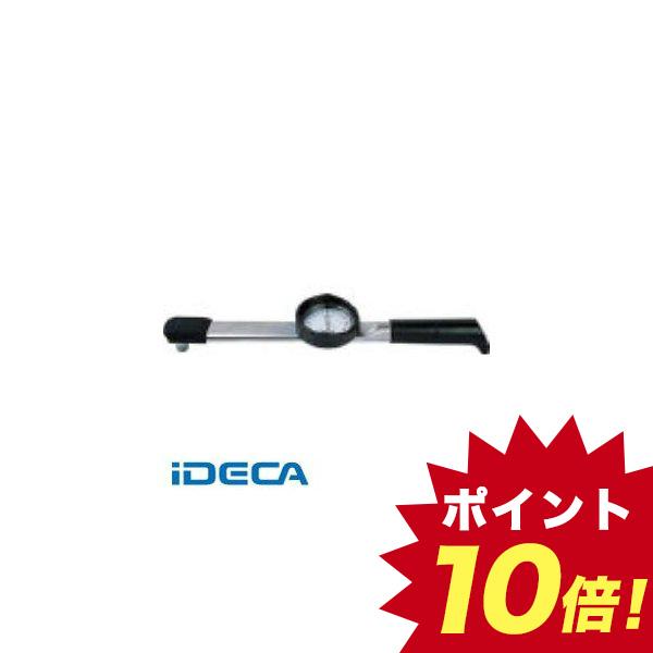 GU38165 ダイヤル型トルクレンチ置針付【送料無料】