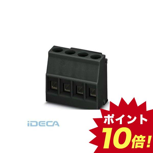 GW70806 【50個入】 プリント基板用端子台 - MKDSO 2,5/ 4-L BK - 2869773