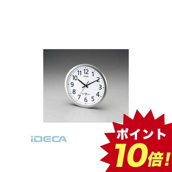 【個人宅配送不可】HL29511 直送 代引不可・他メーカー同梱不可 φ350mm 電波掛 時 計【キャンセル不可】