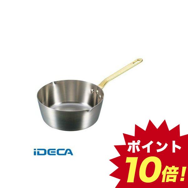 HM17025 キングデンジ 雪平鍋 目盛付 24