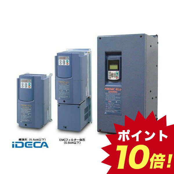 HR78097 インバータ FRENIC-Ecoシリーズ 富士電機