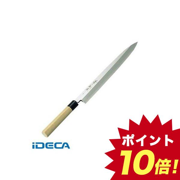 HU69320 兼松作 日本鋼 柳刃庖丁 24
