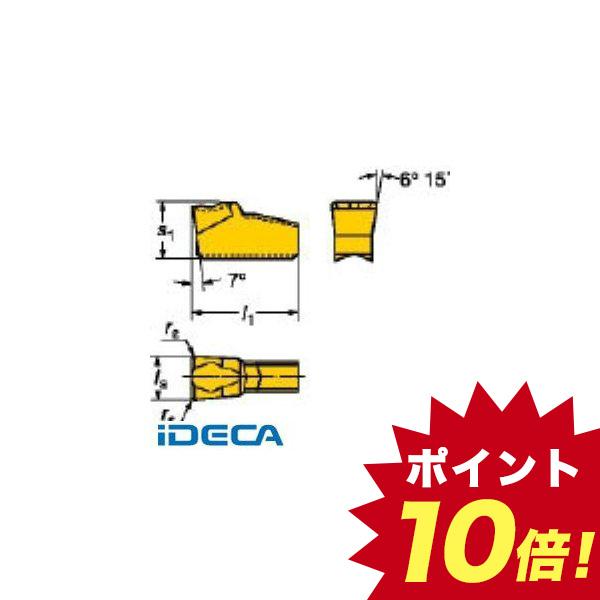 HV30475 溝入れ・突切り用旋削チップ COA 10個入 【キャンセル不可】