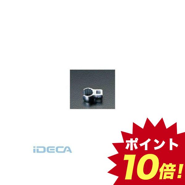 【個人宅配送不可】JL26026 直送 代引不可・他メーカー同梱不可 1/4sqx12mm CROW-RING スパナ【キャンセル不可】