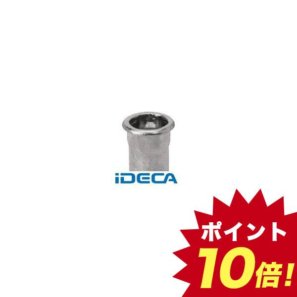 JM19900 ポップブラインドナットヘキサタイプ平頭【M4】1000個入り