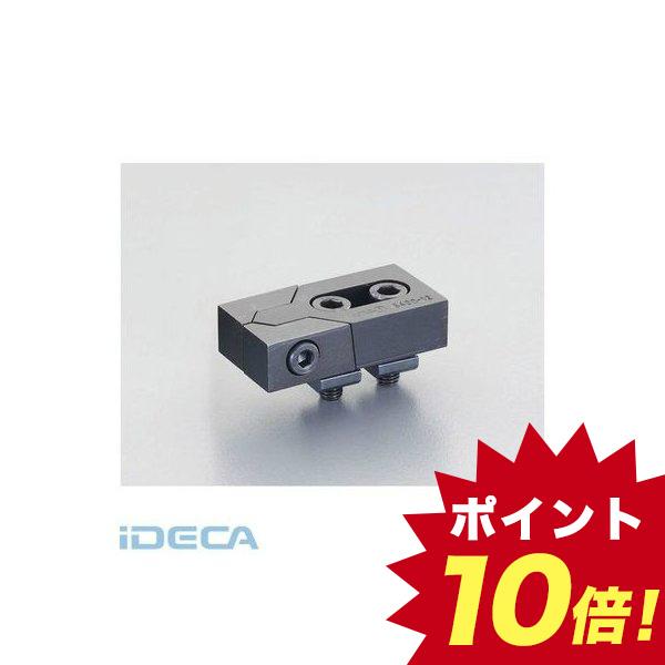 【個人宅配送不可】JN71078 直送 代引不可・他メーカー同梱不可 呼14/40x 80mm プルダウンクランプ【2個】【キャンセル不可】