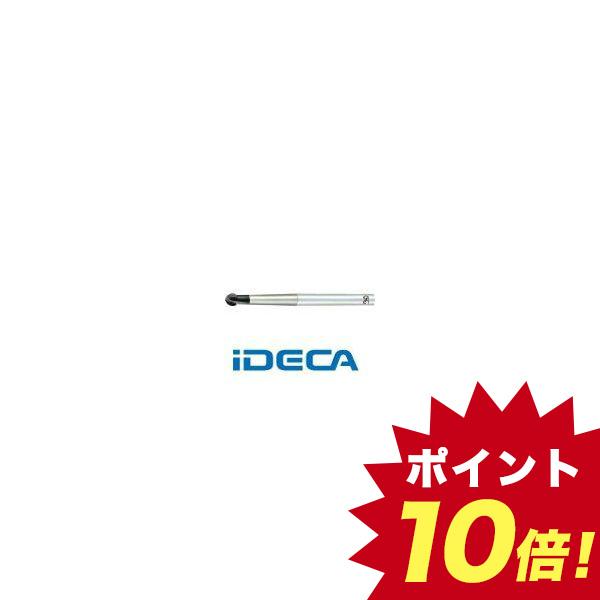 JN89042 超硬エンドミル FX 2刃球形 R1【キャンセル不可】