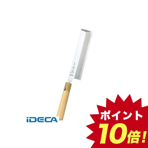JP17461 正本 本霞 玉白鋼 東形薄刃 21 KS0621
