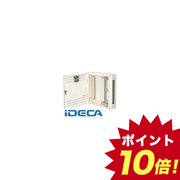 JP26155 直送 代引不可・他メーカー同梱不可 THD-A-DF HUB収納キャビネット 換気扇付・ドアタイプ