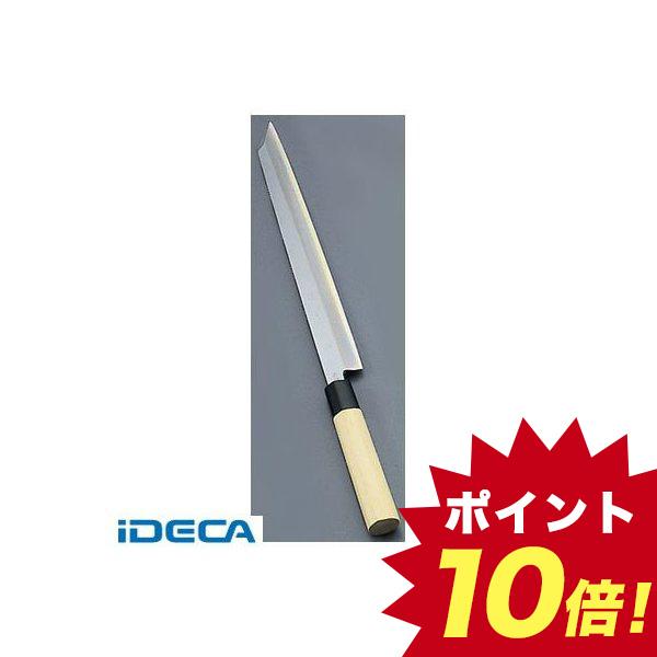 JP36373 堺實光 匠練銀三 刺身 切付 片刃 24 10711
