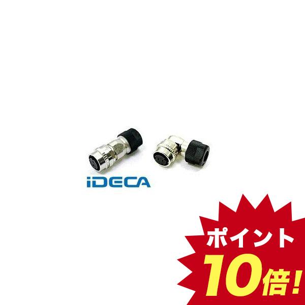 【予約受付中】【4月中旬以降入荷予定】JP39837 【5個入】 CM10 シリーズ D6 タイプ 10芯 レセプタクル