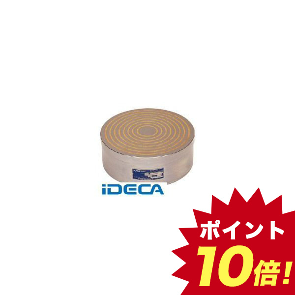 JR26688 水冷式丸形電磁チャック