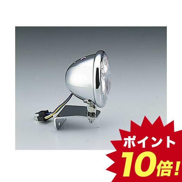 JR27034 4.5マルチリフレクターヘッドライトkit クリアレンズ