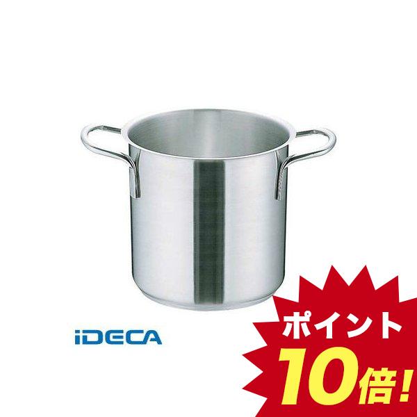 蓋無 インダクション18-8寸胴鍋 JR48471 ムラノ 24