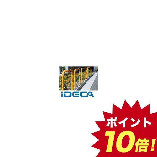 【個数:1個】JT90344 直送 代引不可・他メーカー同梱不可 鉄製ゲートタイプ 黄
