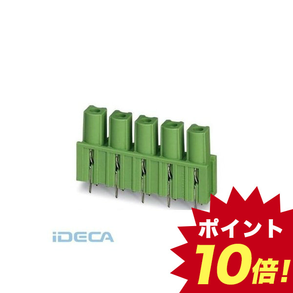 JV31955 プリント基板用コネクタ - GICV 2,5 HC/ 5-G-7,62 - 1756511 【50入】 【50個入】