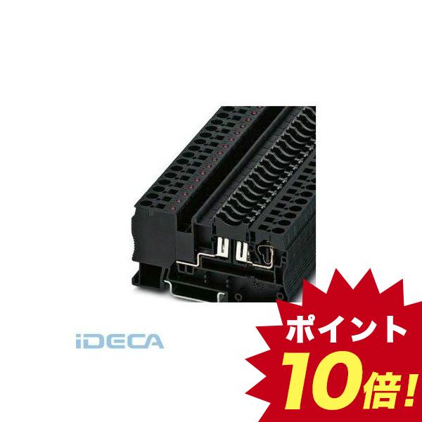 JW40457 ヒューズ端子台 - ST 4-FSI/C-LED 12 - 3036495 【50入】 【50個入】