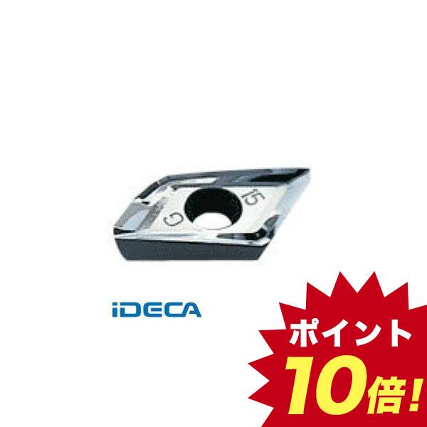 KS82272 P級超硬カッター用ポジチップ COAT 10個入 【キャンセル不可】