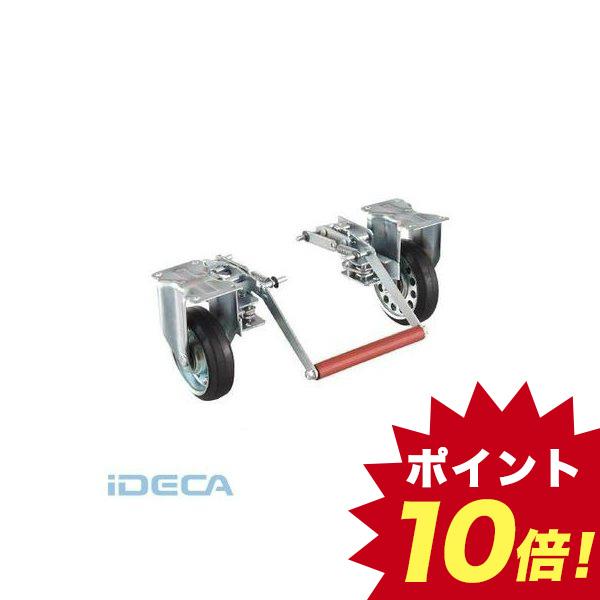 KV97229 ドンキーカート 500番用ブレーキ自在車輪付