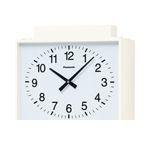 パナソニック Panasonic TCJF22034 310X410両面天井付角型子時計