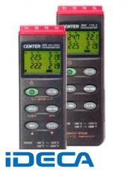 BT82345 デジタル温度計 データロガー機能付、4チャンネル